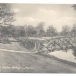 Tewin Water Gardens Postcard