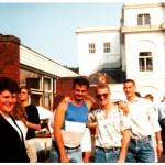 Tewin Water House school outdoor party