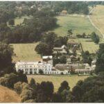 aerial view of tewin water house deaf school