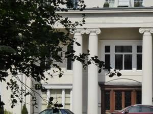 Tewin Water House windows